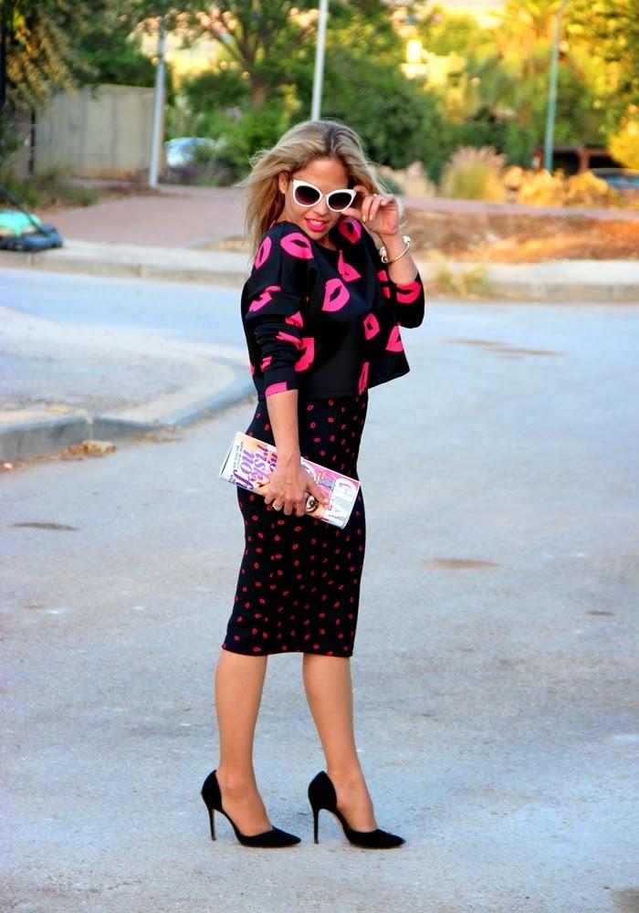 בלוג אופנה Vered'Style - חליפת נשיקות