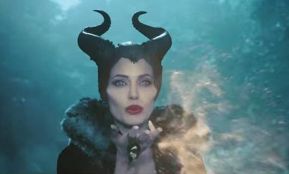 Maleficent - TV Trailers and Angelina Jolie Featurette