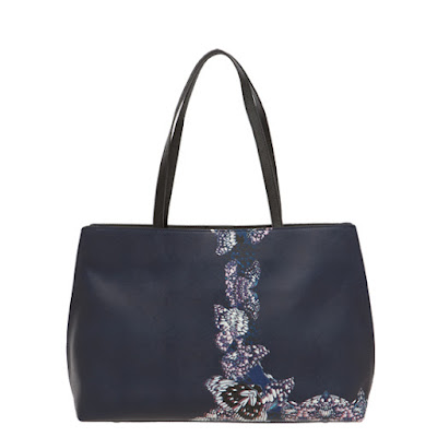 Lovcat Blue Canvas Bag Korean Bag
