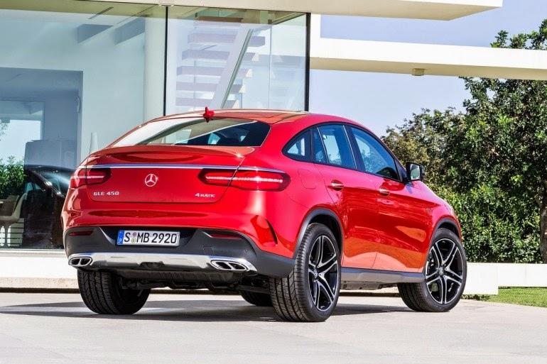 отзывы о Mercedes-Benz GLE Coupe его владельцев
