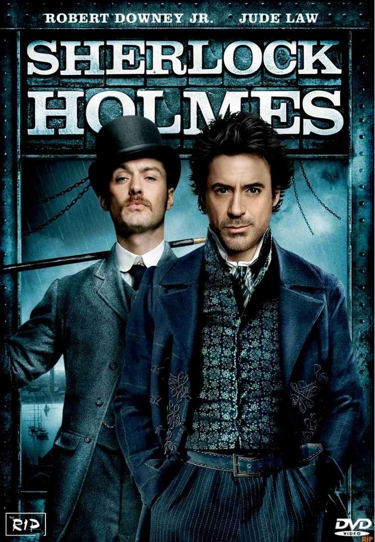 Sherlock Holmes – Dublado (2009)