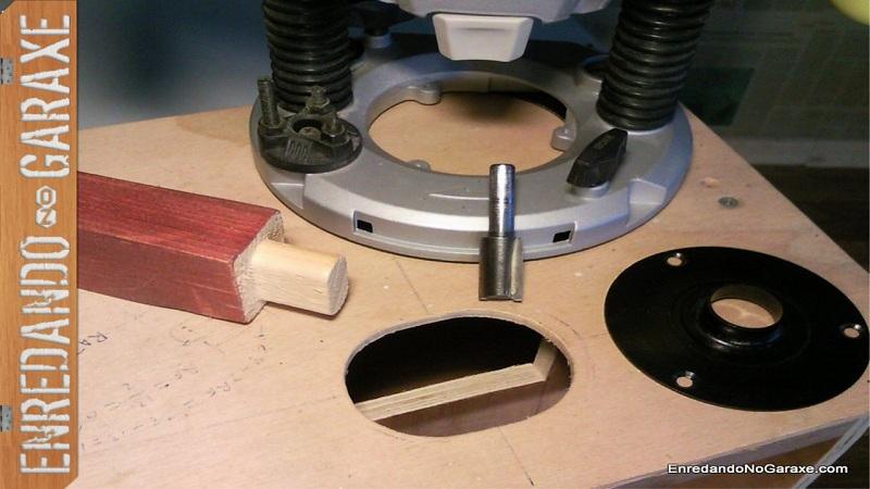 How to make a router tenon jig, enredandonogaraxe