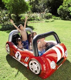 ELC GT Sports Car Pool
