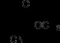 formula cianoacrilato de metilo estructura