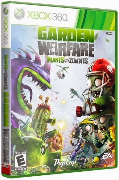 plant Download   Jogo Plants vs Zombies Garden Warfare XBOX360 iMARS (2014)