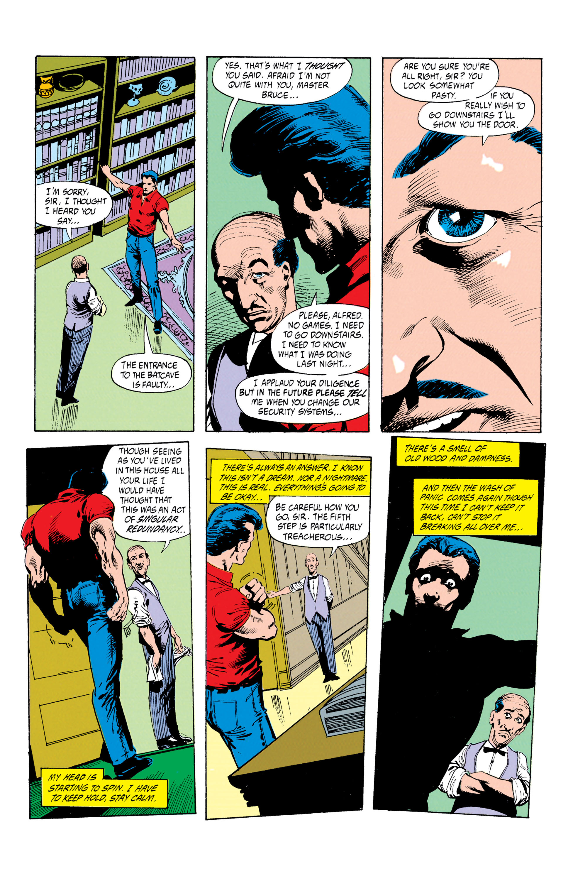 Detective Comics (1937) Issue #633 Page 6