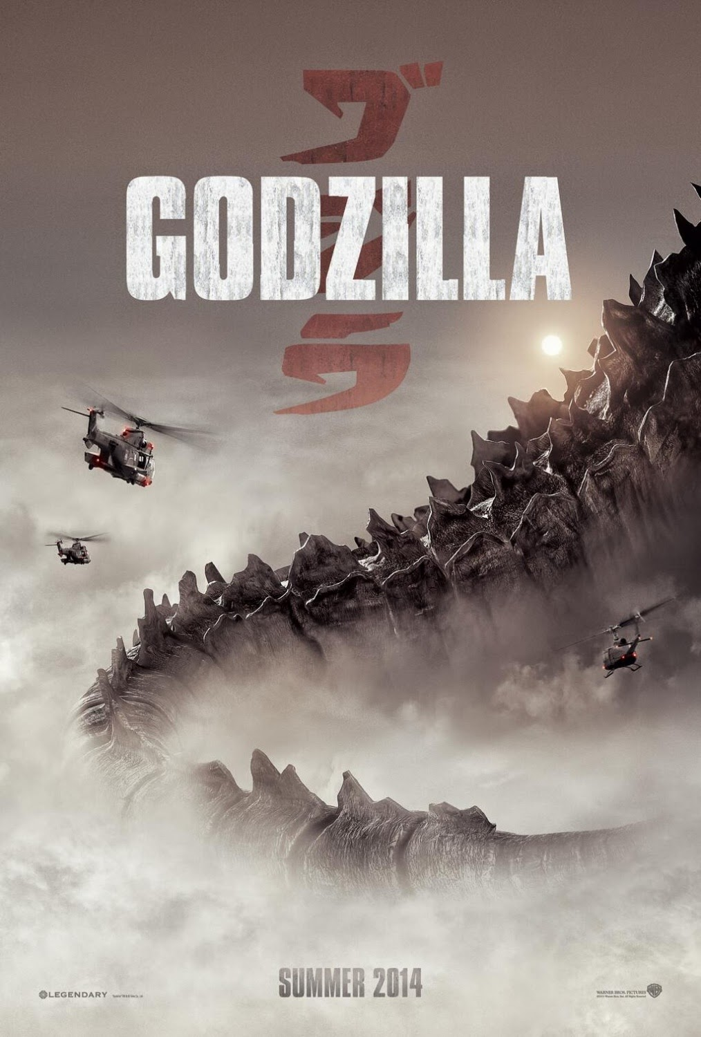 Inspire Magazine Online - UK Fashion, Beauty & Lifestyle blog | Movie Review // Godzilla; Inspire Magazine; Inspire Magazine Online; Godzilla; Godzilla 2014; Movie Review