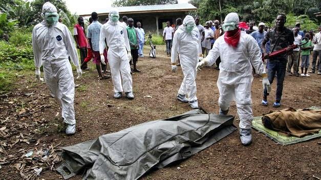 Africa y el ébola