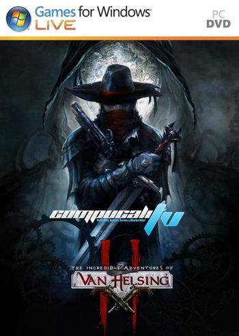 Las Increíbles Aventuras de Van Helsing 2 PC Full