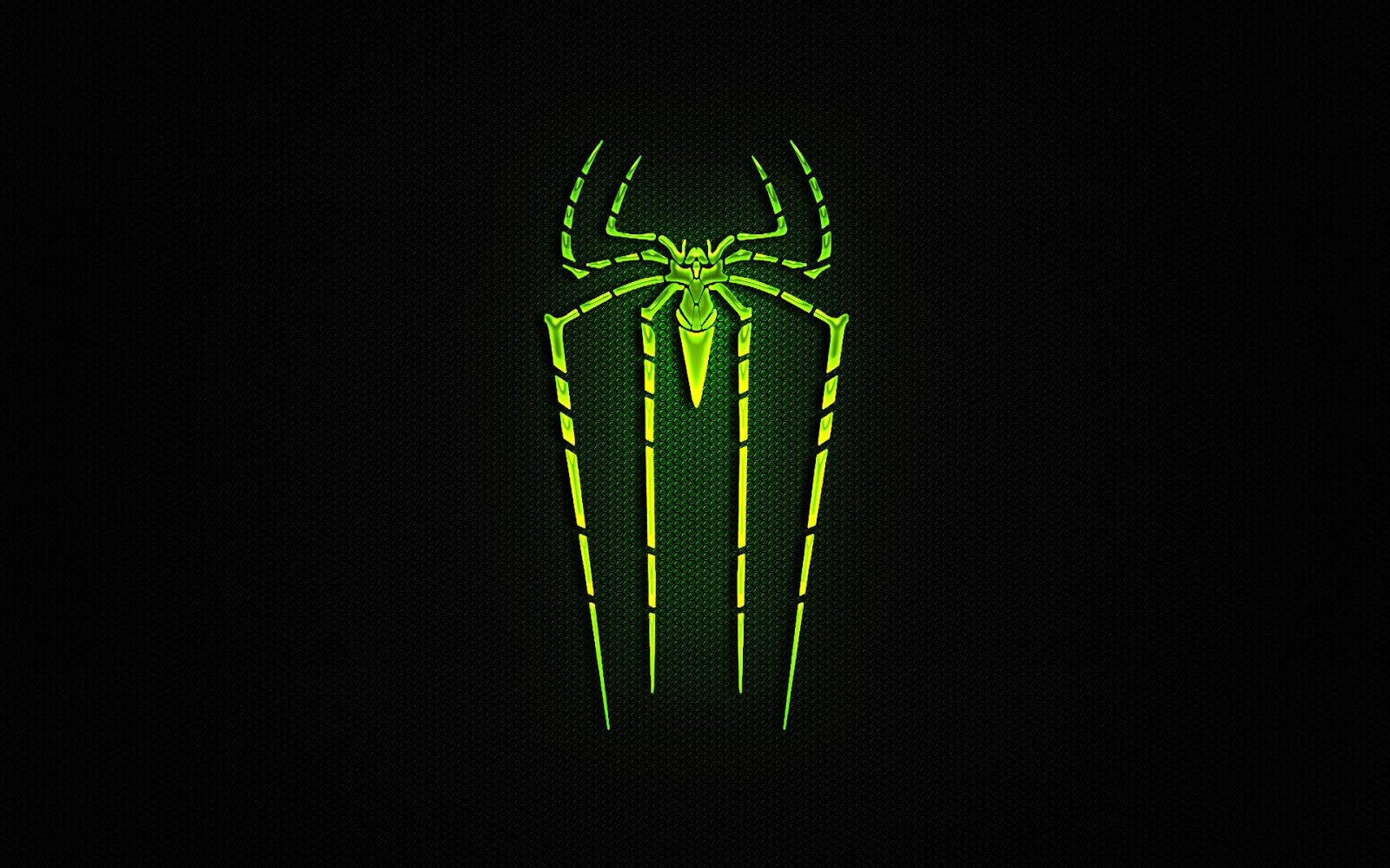 Green Logo Spiderman Images HD