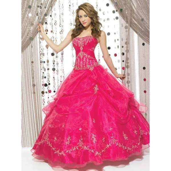 Cute Quinceanera Hairstyles
