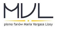 MVL pismo fanów Maria Vargasa Llosy - logo