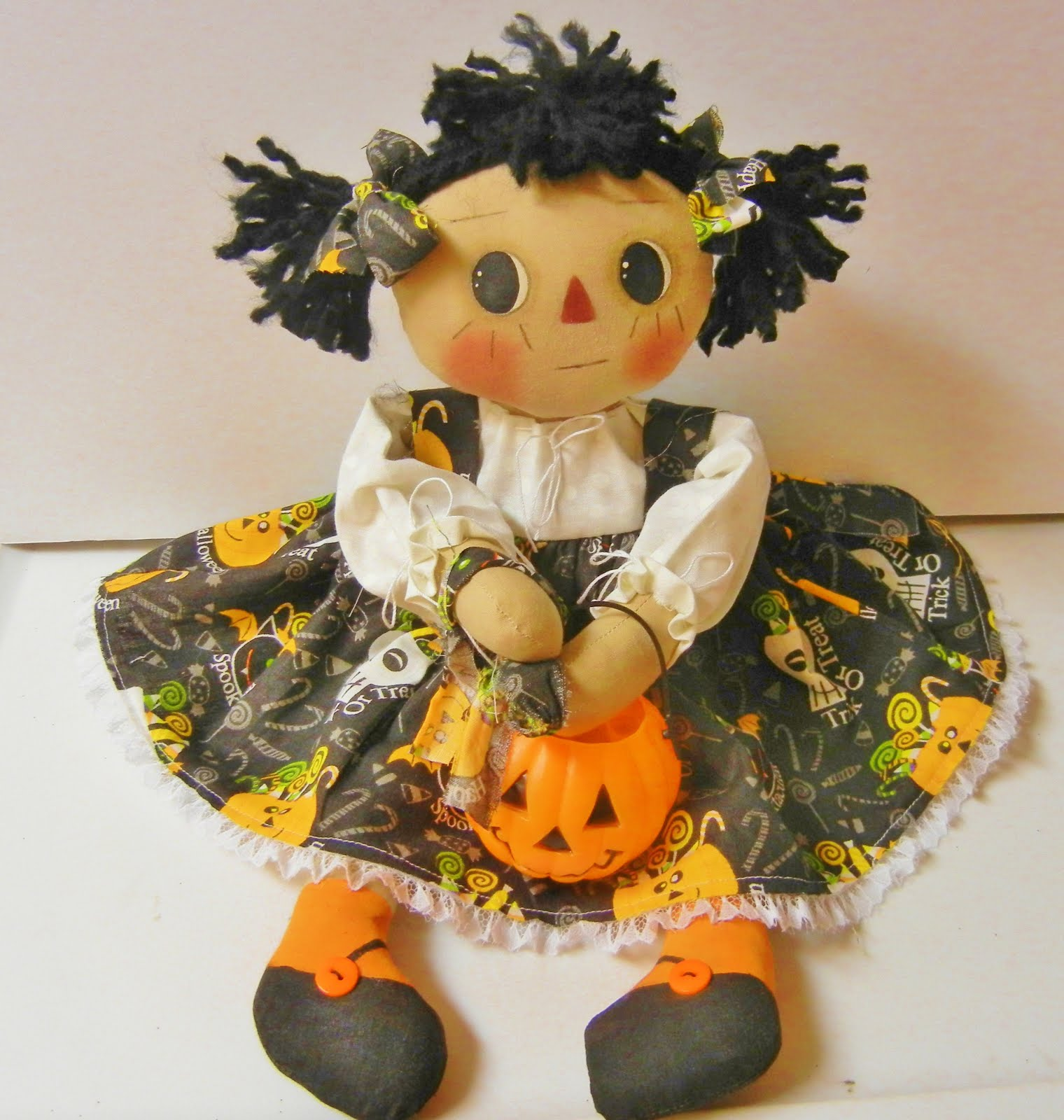 Pumpkin Doll 2015