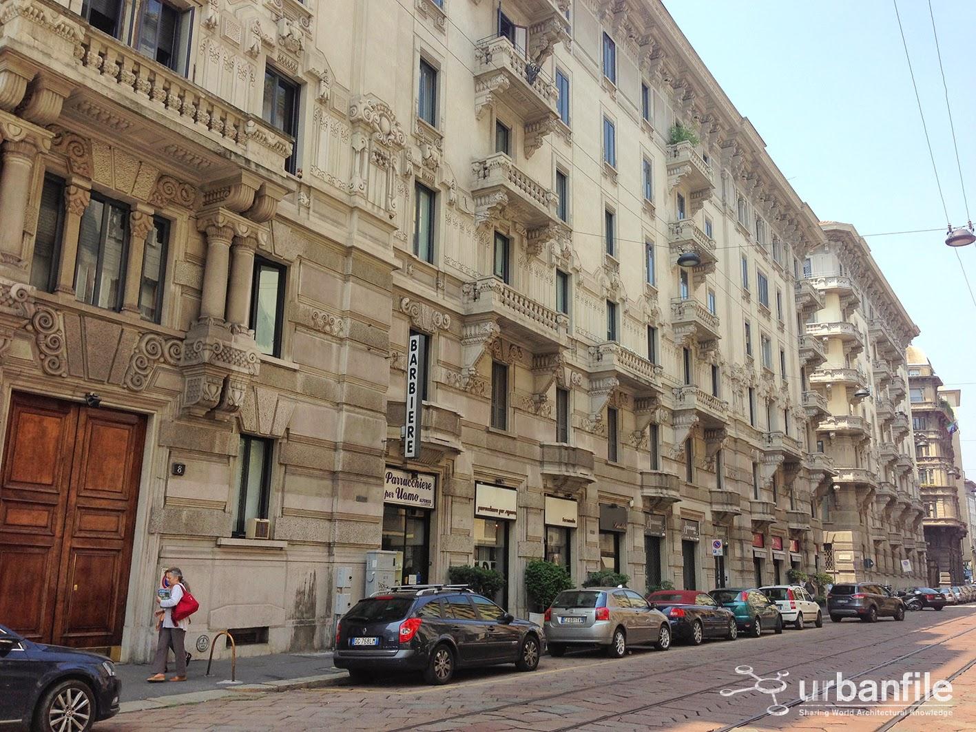 Zona Porta Vittoria Milano Sparita Il Borgo Di Porta