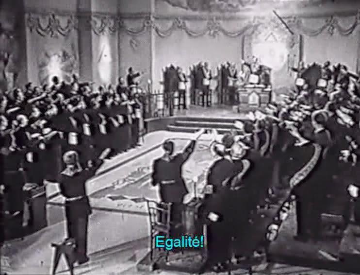 1943 Movie Exposes Illuminati Secrets! Director Killed Over it!