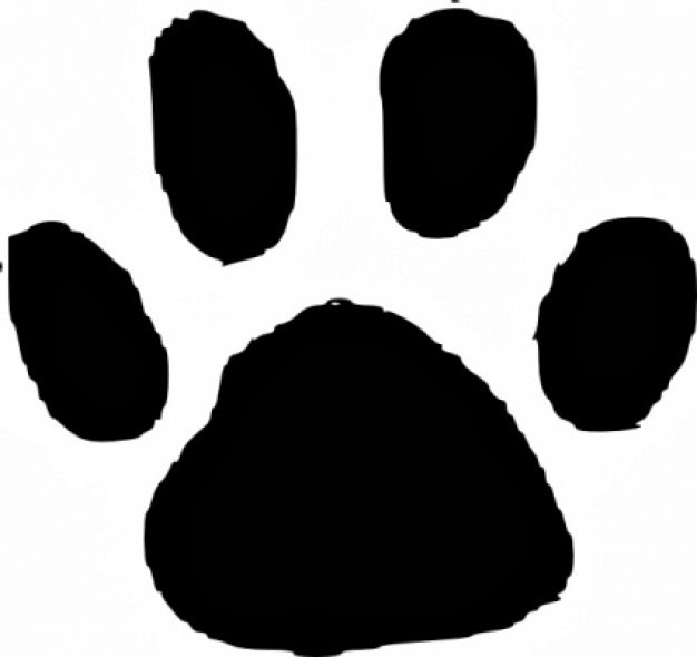 Huellitas de perro para FaceBook - Imagui