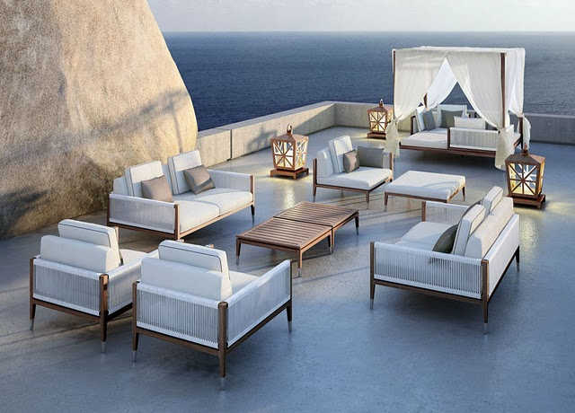 Charmant Chic Outdoor Furniture