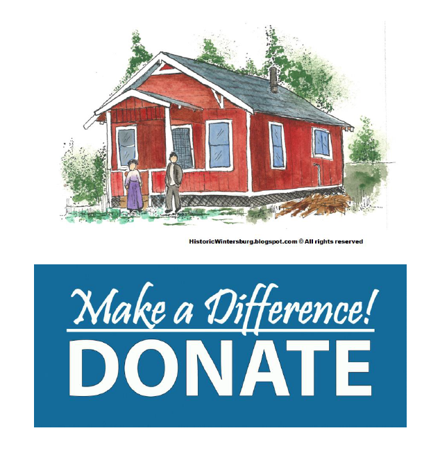 DONATE for PRESERVATION
