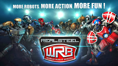 Real Steel World Robot Boxing 4.4.70 Apk Mod Full Version Unlimited Coins Download Data Files-iANDROID Games