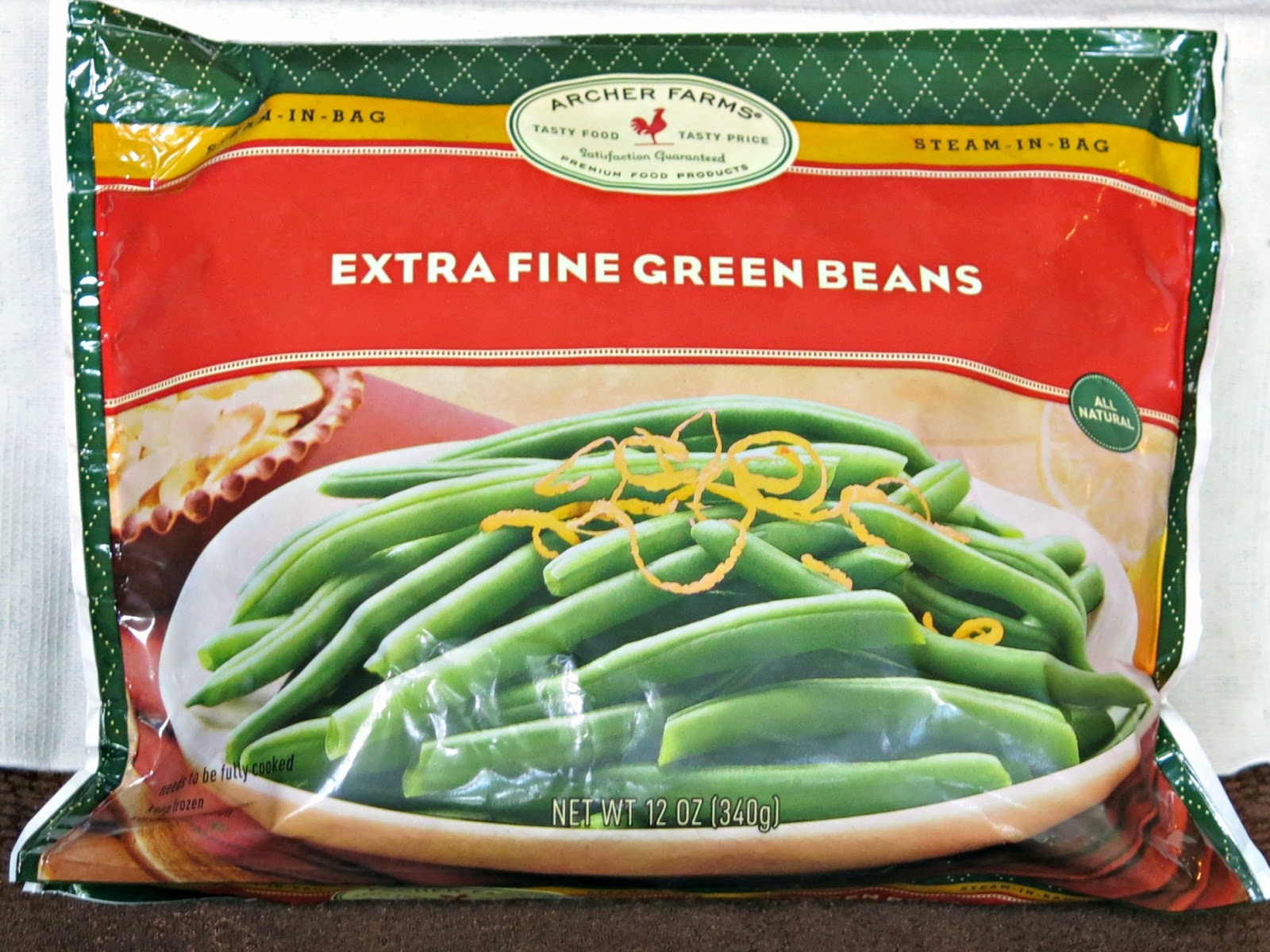 Fresh Beans I D Recommend Trying Archer Farm S Extra Fine Green Which At Target They Come In A Convenient Steam The Microwave Bag
