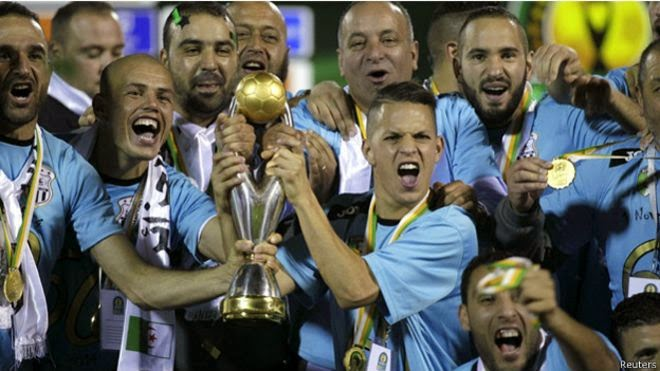 ماذا حصل في الجزائر بعد فوز وفاق سطيف ببطولة أفريقيا