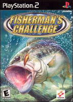 Fisherman's Challenge PS2 ISO