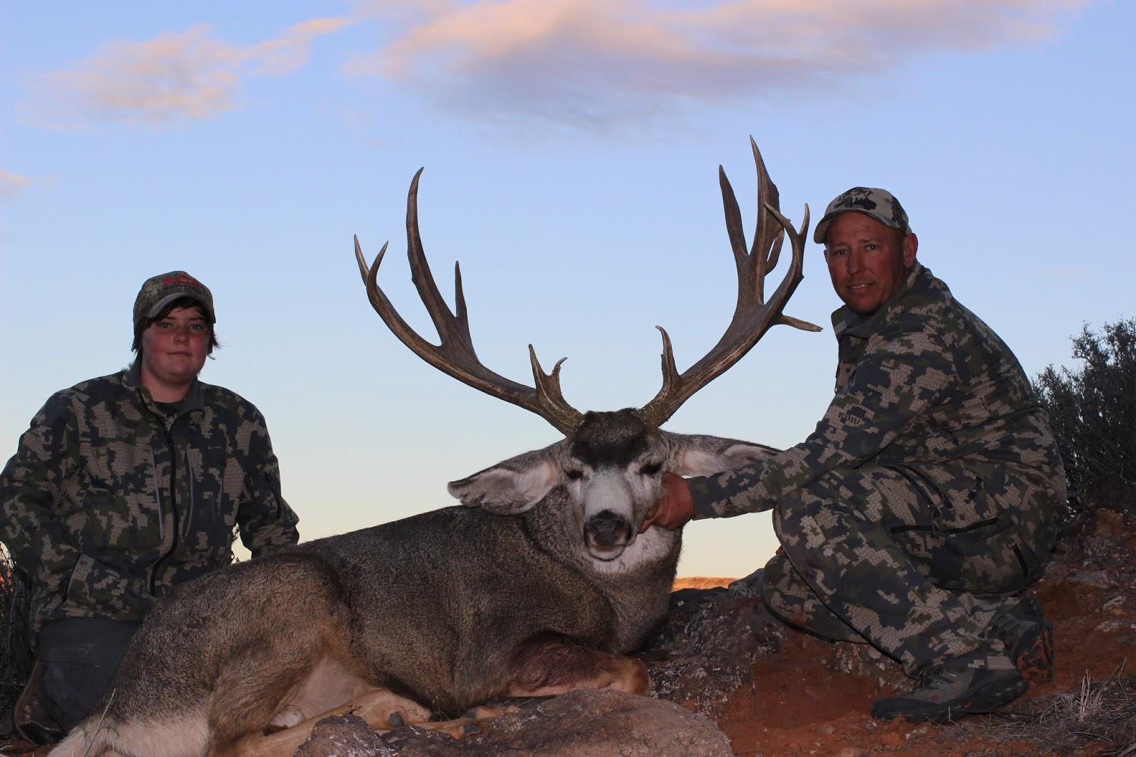 Arizona deer strip