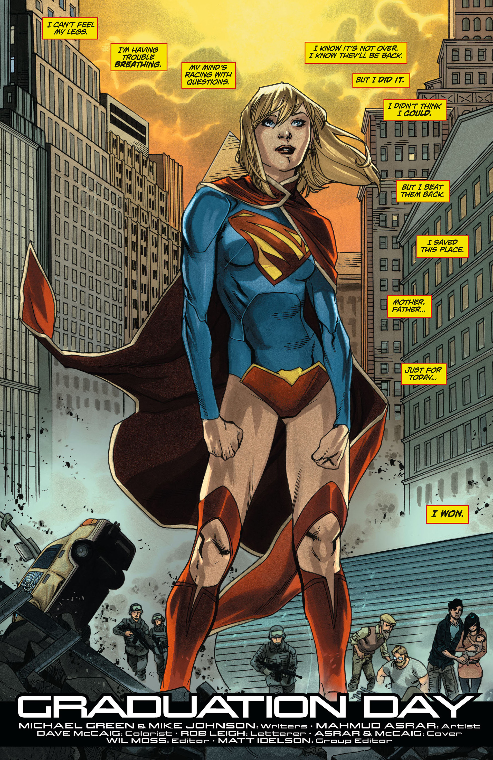 Supergirl (2011) Issue #7 #9 - English 19