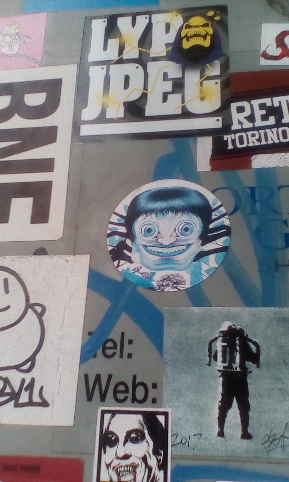 Grafity roma 18