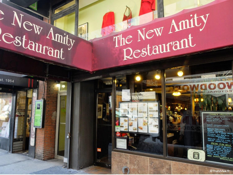 Resto Amity NYC Upper east side pastrami tardi juif