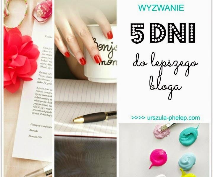 Uporządkuj kolumnę bloga – Wyzwanie blogowe sierpień (dzień 3)