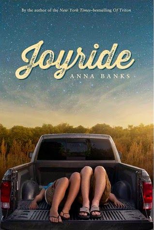 Win a SIGNED JOYRIDE bookmark!