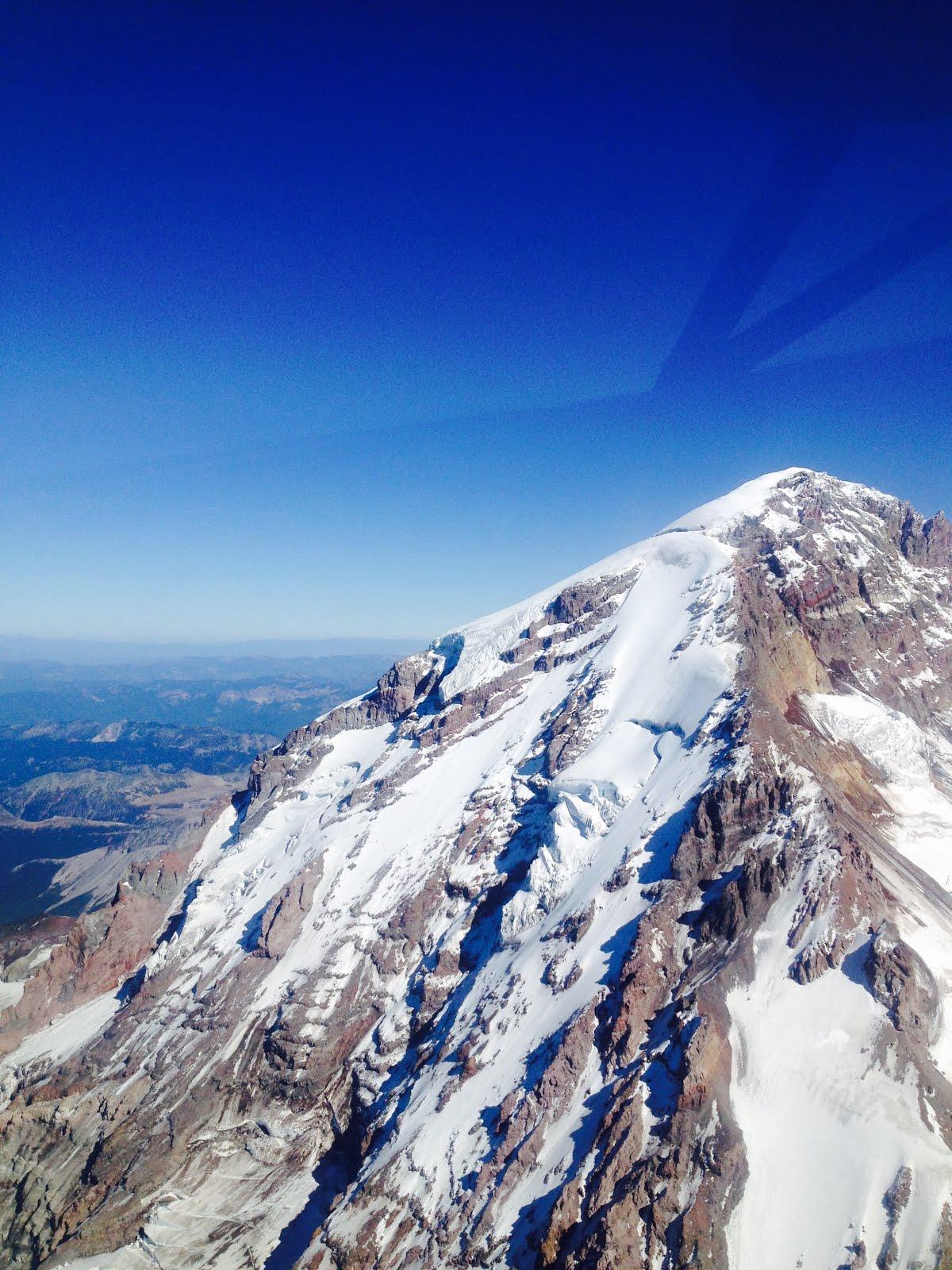 Mt. Rainer.