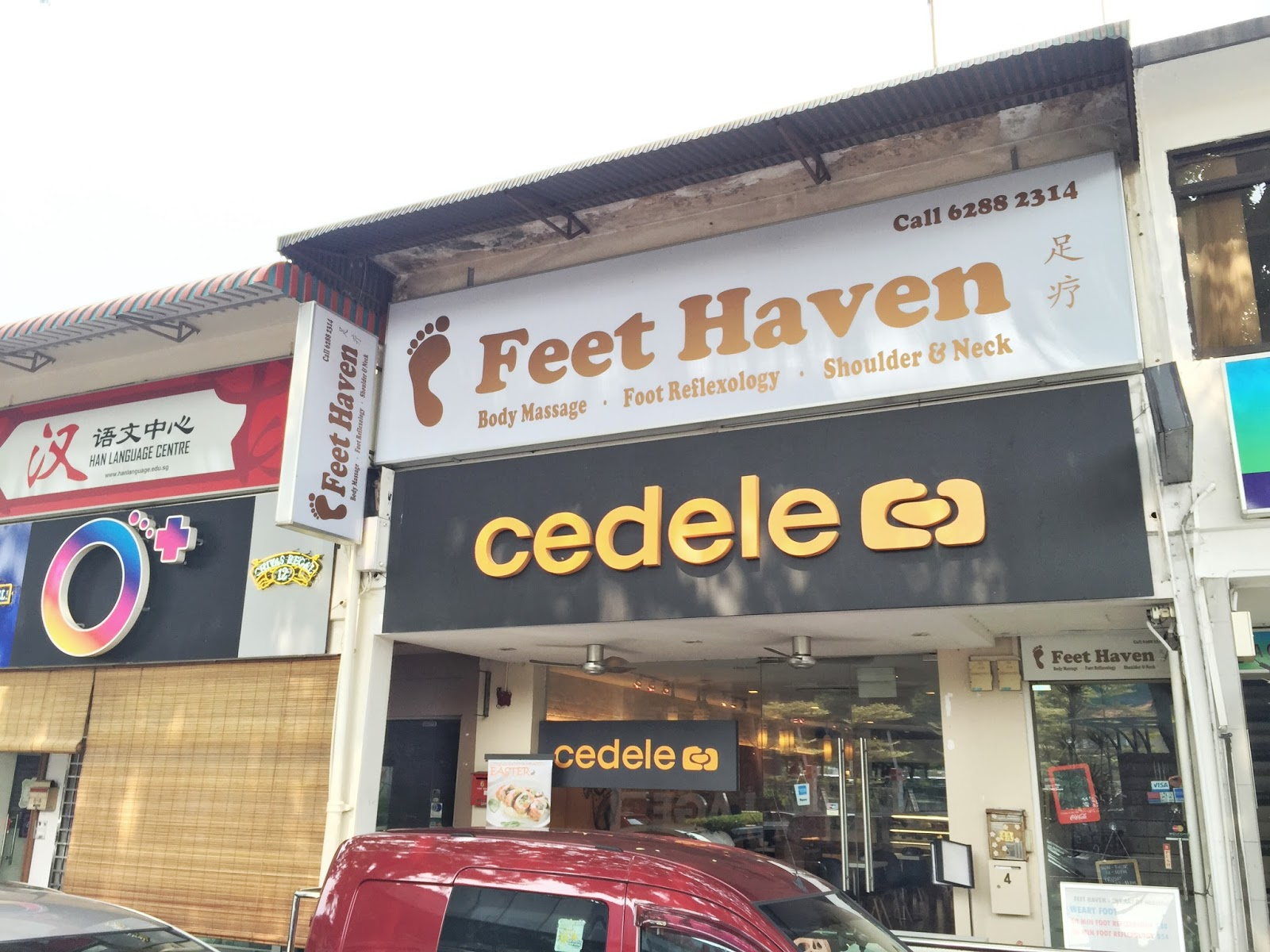Feet Haven Reflexology (Serangoon Gardens)