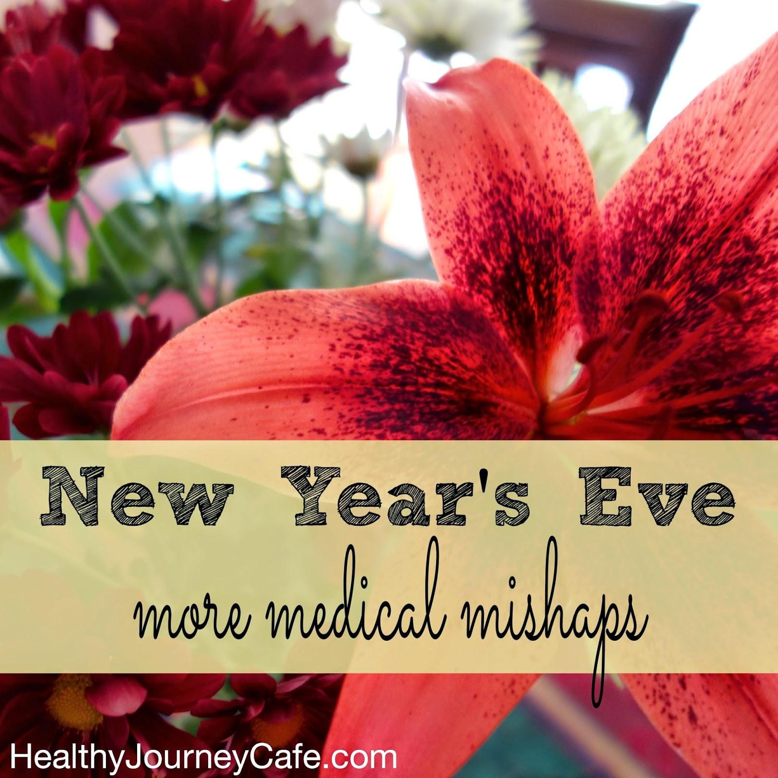 New Year's Eve Medical Mishaps