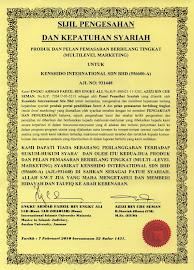 Shari'ah Certificate