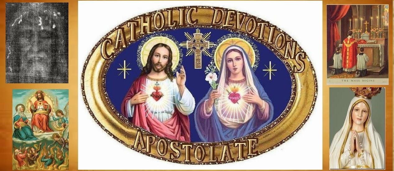 Catholic Devotions Apostolate
