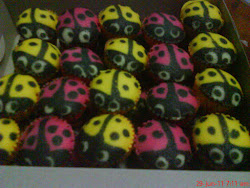 Apam Ladybird (filling blueberry, lemon, kiwi, strawberry)