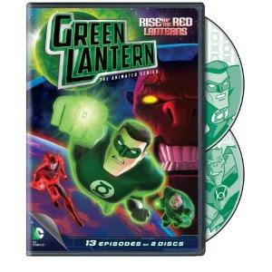 Green Lantern Release Date DVD