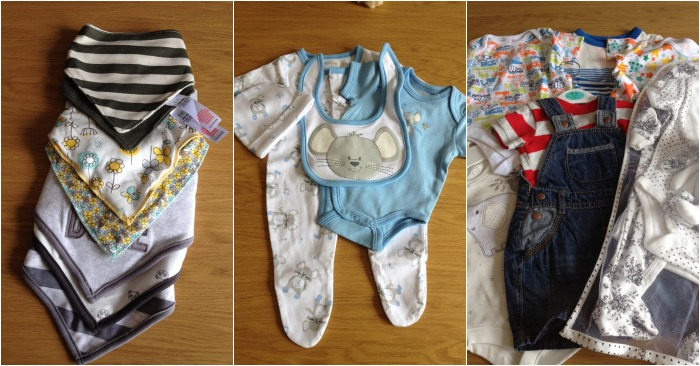 Lovely clothes and bibs