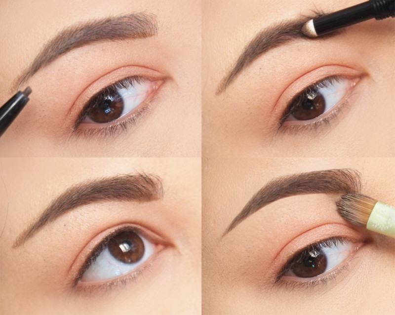 Fnofficial Maybelline Brow Satin Review