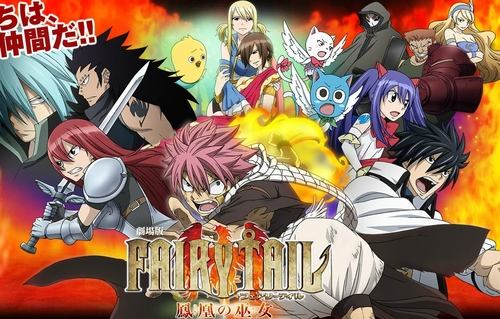 Download Fairy Tail Episode 171 Sub Indo 3gp