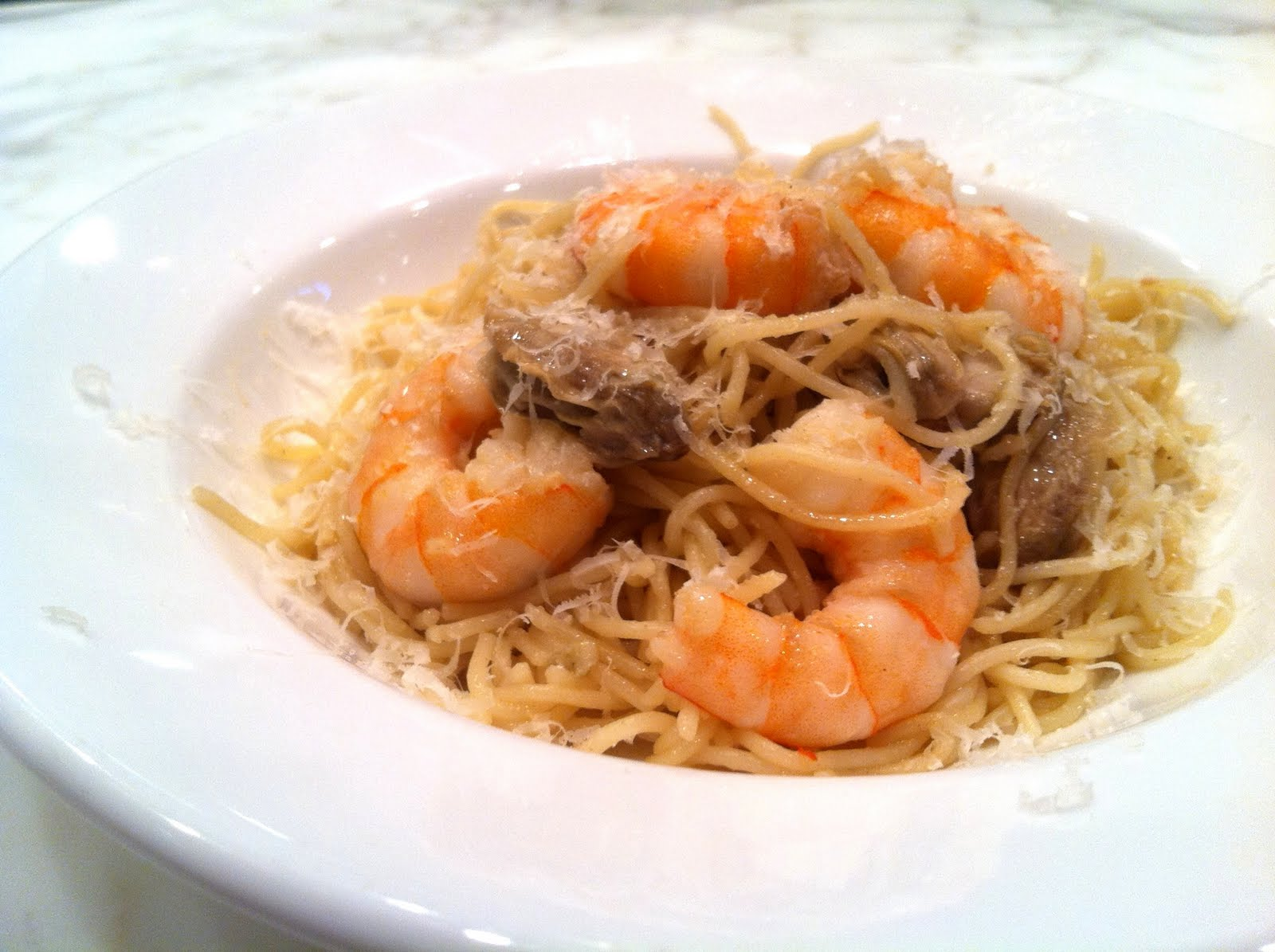 how to cook buttered shrimp with oyster sauce