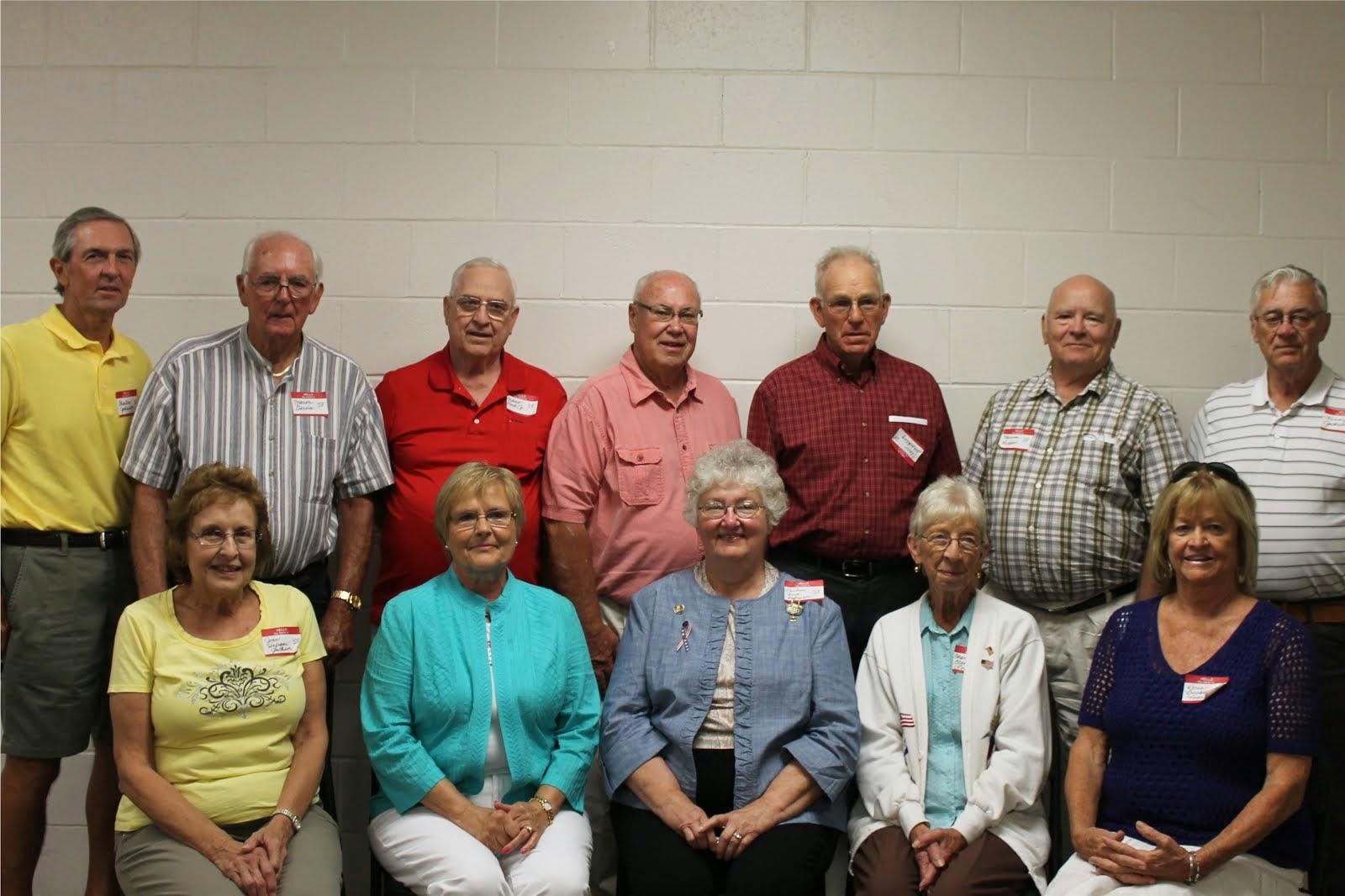 2013    Class of 1958
