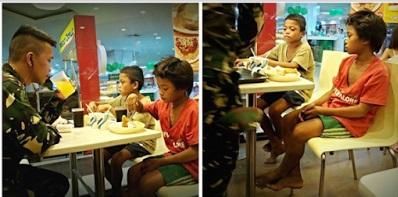 Lelaki Ini Belanja Dua Anak Jalanan Makan Dan Lihat Apa Yang Terjadi