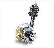 suspension system jinhyeok lee automotive engineering cat22. Black Bedroom Furniture Sets. Home Design Ideas