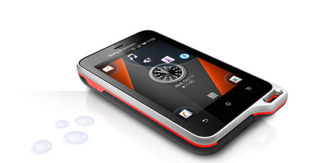 Sony Ericsson Xperia™ active Review