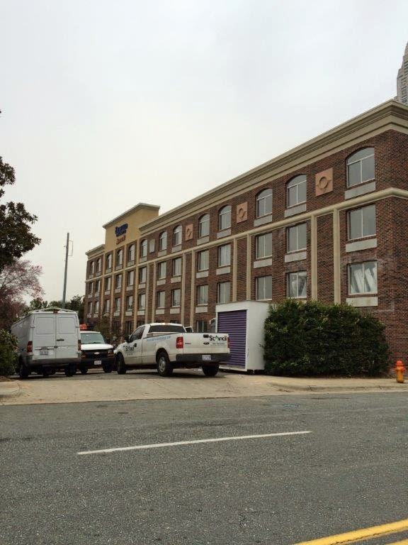 Hotels Near University Of North Carolina School Of The Arts