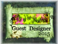 I was a Guest Designer for TIOT