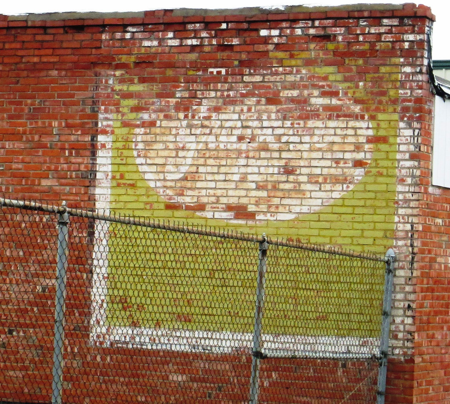 Thoughts from a Route 66 Business Owner: Back Alleys and Ghost Signs